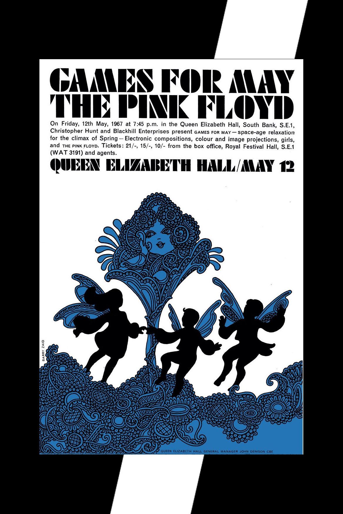 Pink Floyd Games For May 1967 Steve Hoffman Music Forums
