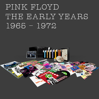 "Coffret ""The Early Years : 1967-1972"" Floyd-OG"