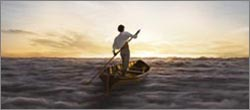 The Endless River Microsite